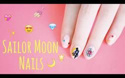 Sailor Moon Club美少女日式美甲美睫的图片