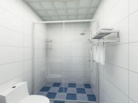 50平米公寓null风格卫生间设计图