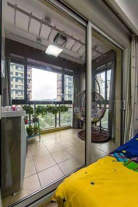 70平米三null风格阳台装修案例