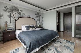 140平米四null风格卧室效果图