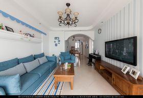 90平米null风格客厅装修效果图