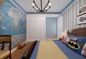 90平米三null风格儿童房图片大全