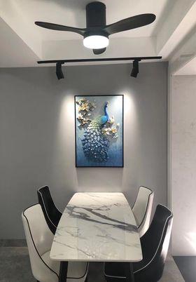 80平米null风格餐厅装修案例