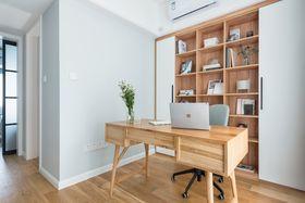 130平米三null风格书房设计图