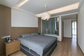 140平米四null风格卧室设计图