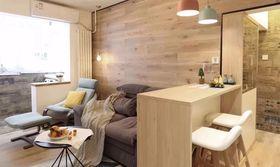 50平米null风格客厅装修效果图