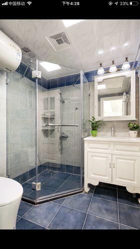 140平米三null风格卫生间装修案例