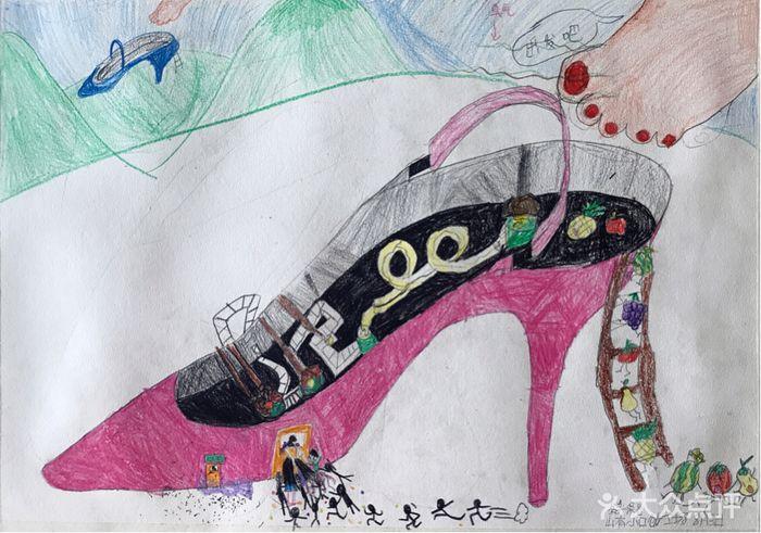 创意联想之高跟鞋糖果工厂-思媛图片