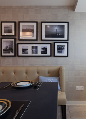 140平米四null风格餐厅装修效果图