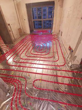 100平米三null风格厨房设计图