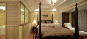 120平米三null风格卧室图