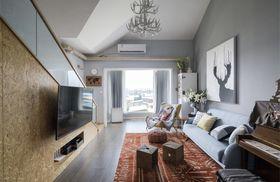 120平米三null风格客厅装修案例