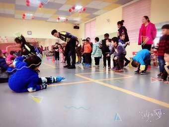 领军轮滑儿童运动中心(西颐景园店)