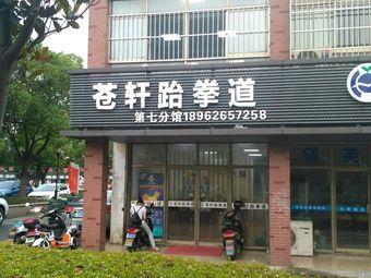 苍轩跆拳道(周市店)
