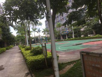 长方集团篮球场