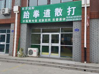 东方国际跆拳道散打