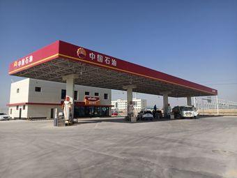 中国石油淮河大道加油站