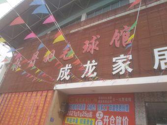 林丹羽毛球馆