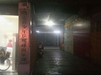 明安青少年儿童乒乓球俱乐部