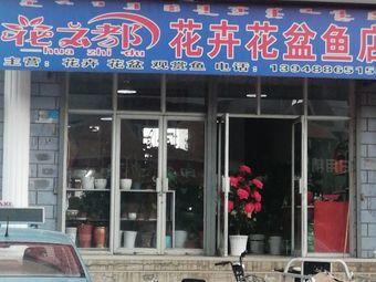 花之都花卉花盆鱼店