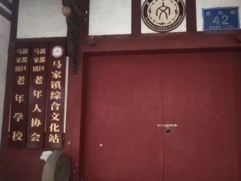 马家镇综合文化站