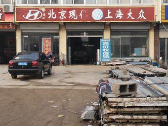 北京现代上海大众