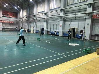 轻工职业技术学院羽毛球馆
