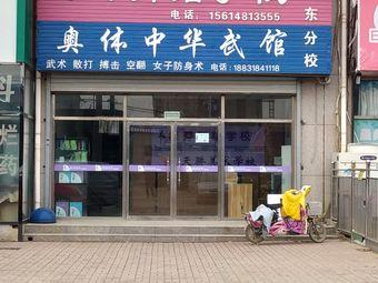 绿芽舞蹈学校奥体中华武馆(河东分校)