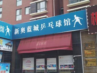 新奥蓝城乒乓球会馆