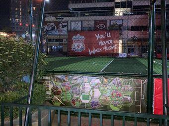 绿城广场足球场