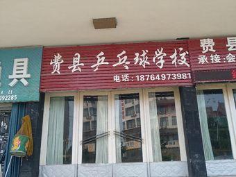 费县乒乓球学校