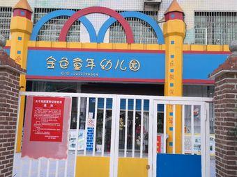 金色童年幼儿园(太和路店)