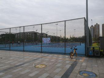 成都医学院网球场(新都校区)