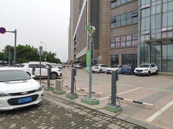 新怡华庭东区EVCRAD充电站