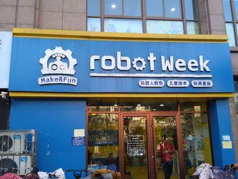 Make&Fun robot week