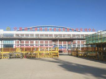 宁夏现代建筑技术职业技能公共实训中心
