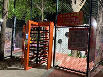 鼎制天泽篮球公园