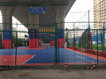 路扬篮球训练营