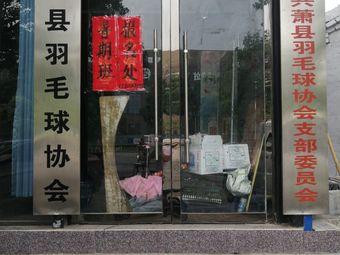 萧县凤山羽毛球俱乐部