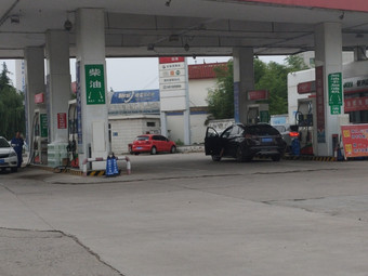 中国石化潍坊诸城第6加油站