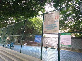 羽毛球运动场