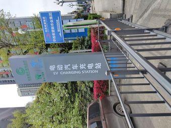 国际会展中心2号路充电站