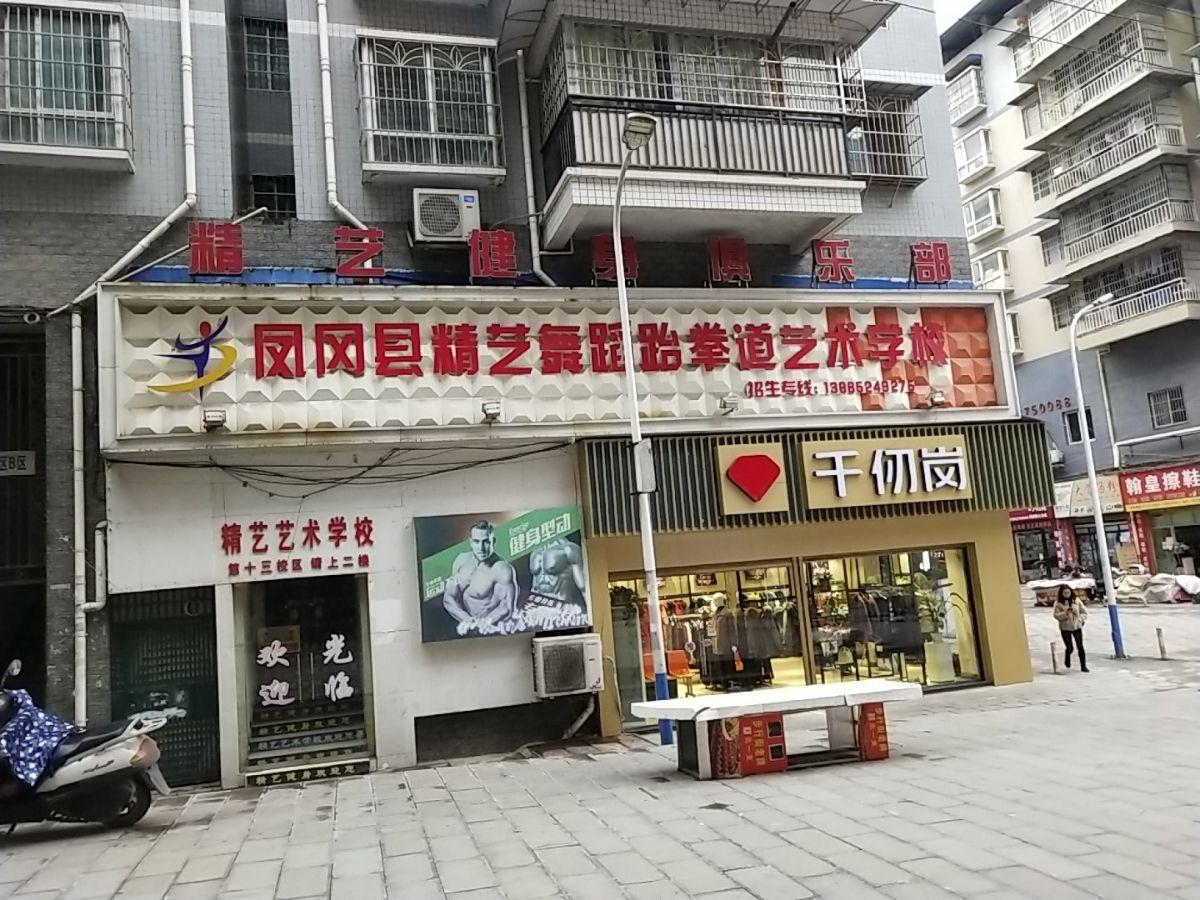 凤冈县精艺舞蹈跆拳道艺术学校