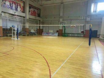 轻工职业技术学院篮球馆