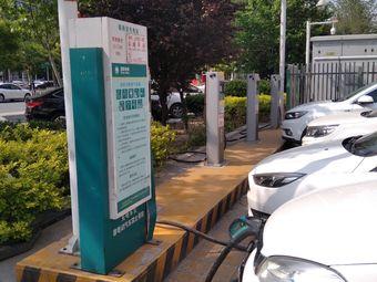 保定市博物馆电动汽车充电站
