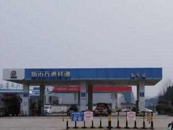 万通祥源LNG-CNG加气站