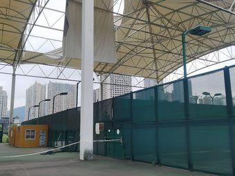 凉都体育中心-网球场