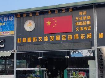 广西桂林祖屿足球青训俱乐部