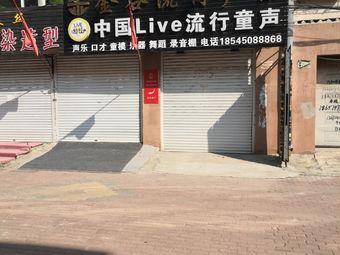 金谷流行声乐中国Live流行童声