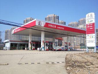 中国石化加油站(安徽省六安市舒城城西站)